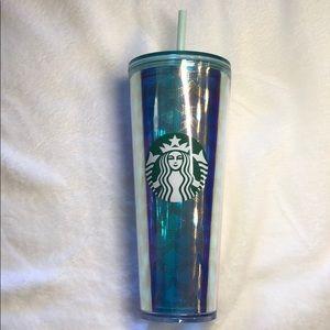 Starbucks Mermaid Geo Tumbler